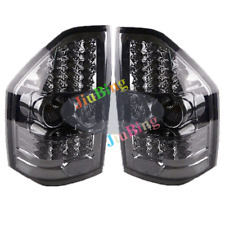 2Pc For Mitsubishi Montero Pajero V73 2000-2008 Rear Smoke LED Tail Lamp Light c