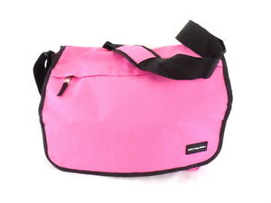 Schultertasche Daniel Ray Messenger - Bag Umhängetasche Nylon Rosa Range Peppels