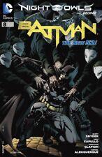 Batman vol.2 (2011 New 52) #8 1:25 Jason Fabok Variant Snyder & Capullo