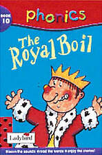 Very Good, Ladybird reading phonics: The royal boil, , Book