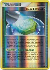 Pokemon Platinum Arceus Single Card Reverse Holo Helix Fossil 93/99 NM/MINT!