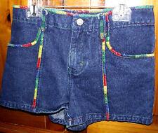 JORDACHE Fringe Shorts Size 12