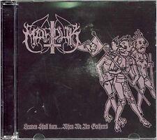 MARDUK HEAVEN SHALL BURN SEALED CD NEW