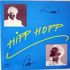 LP / BENKÖ / ART RECORDS / VIENNA / AUSTRIA / HIPP HOPP / RARITÄT /