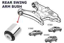 FOR BMW 5 6 SERIES X5 REAR SWING SWINGING CONTROL ARM REAR FRONT OUTER AXLE BUSH