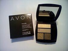 Avon New Full Size True Color Eye Shadow Quad Gilded Metallics Free Shipping