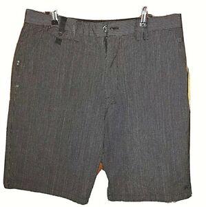 Men's David And Goliath Grey Shorts - Size 34
