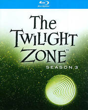 The Twilight Zone: Season 3 (Blu-ray Disc, 2011, 5-Disc Set)