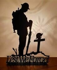 More details for world war one ww1 remembrance lest we forget 1914 1918 tommy soldier armistice