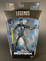 Marvel Legends 80th Anniversary Invincible Iron Man Hasbro