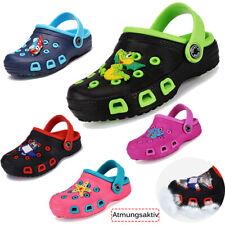 9ba777d200eb Jungen Mädchen Kinder Clogs Schuhe Hausschuhe Badeschuhe Gartenschuhe  Sandalen