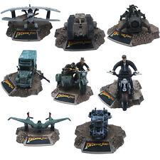 8x Indiana Jones Raiders of the Lost Ark Figure Car Set