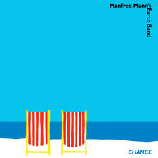 Manfred Mann's Earth Band - Chance    [ 1980 Greek Mint Vinyl LP Prog Rock ]