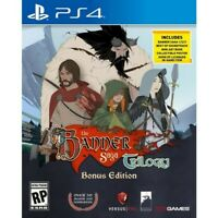 The Banner Saga Trilogy PS4 (Sony, Playstation 2016) FREE SHIPPING
