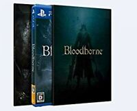 PS4 Used PS4 Bloodborne Limited Edition PlayStation4 JAPAN OFFICIAL IMPORT Used