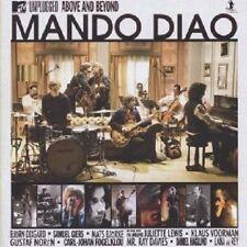 MANDO DIAO - MTV UNPLUGGED-ABOVE AND BEYOND (2 CD JEWEL CASE) 2 CD NEU