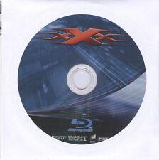 xXx (2002) Vin Diesel Samuel L Jackson Blu Ray Disc Only - No Case Or Artwork