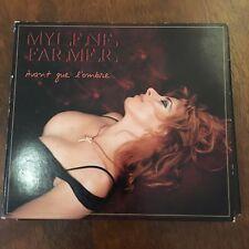 Avant Que l'Ombre [Canada Bonus DVD] [PA] by Mylène Farmer CD, Apr-2005, 2 Disc
