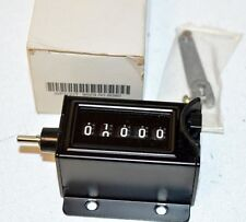 """3"""" Mechanical Counter With Base, Clicker Counters 5 digits. New"""