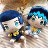 JoJo's Bizarre Adventure Rohan Kishibe Higashikata Josuke Plush Stuffed Doll Toy