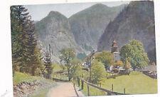 AK aus Weichselboden mit Limonadenwerbung, Steiermark   (G14)