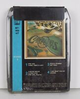 New NOS Commodores 8 Track Tape Cartridge Natural High 1978 Soul Motown Sealed