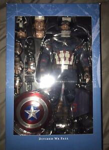 Hot Toys 1/6 Captain America Civil War MMS350 Avengers Endgame Infinity Marvel