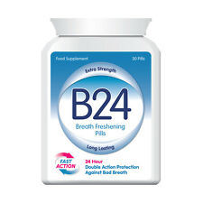 B24 BREATH FRESHENING CAPSULES – KISS MORE LONG LASTING FRESH FAST WORKING