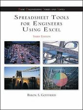 Spreadsheet Tools for Engineers using Excel Mcgraw-Hill's Best--Basic Engineeri
