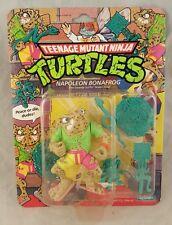 Napoleon Bonafrog Teenage Mutant Ninja Turtles TMNT Playmates 1990 MOC Sealed