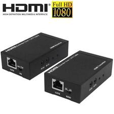 Extender HDMI cavo lan fino a 50m UTP con Dual Control IR