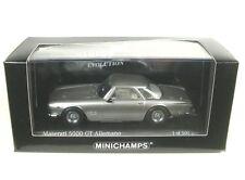 Maserati 5000 GT Allemano (silver) 1962