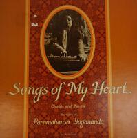 Songs Of My Heart Paramahansa Yogananda Lp