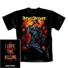 DEVILDRIVER - Killing - T-Shirt - Größe Size S - Neu