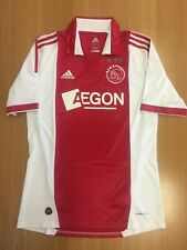 Ajax Home football shirt 2011 - 2012. Size: M. Adidas jersey camiseta maillot