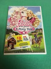 Barbie  Her Sisters in A Pony Tale (DVD, 2013) NEW SEALED