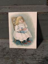 Rare 1900 Era Trade / Blotter Card- Swift Bicycles Providence Rhode Island