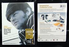 One Flew Over the Cuckoo's Nest -2010 Immersive Collector's DVD Set NIB SEALED
