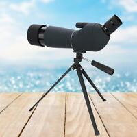 20-60x Zoom Spotting Scope 60mm Monocular Bird Watching Telescope With Tripod BT