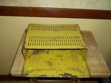 """Robyn T-240D """"The Executive"""" 40CH CB Base """"Yellow Bird"""" Cabinet & Bottom Plate"""