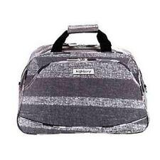 Maletas y equipaje gris sintético