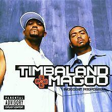 Indecent Proposal von Timbaland & Magoo | CD | Zustand gut