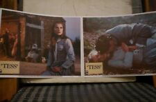 Tess 1979 Movie Lobby Card Set NATASSJA KINSKI