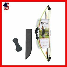 Bear Archery Scout Bow Arrow Set Left and Right Hand Shooters Youth Junior Kids
