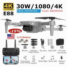 Drone x pro 2.4G Selfie WIFI FPV 4K 1080P HD GPS Camera Foldable RC Quadcopter.