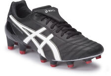 Mens ASICS Lethal Testimonial 4 It Soccer Football BOOTS Black
