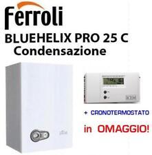 Caldaia condensazione FERROLI BLUEHELIX PRO 25C + cronotermostato + kit fumi