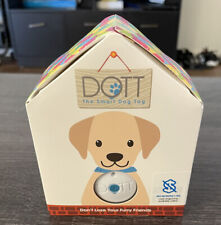 DOTT The Smart Dog Tag Bluetooth Tracker for Dogs and Cats Pet Finder.
