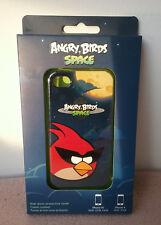 NEU + OVP Angry Birds Space Cover iPhone 4 4S Gear Schutz Hülle Tasche Case 2222