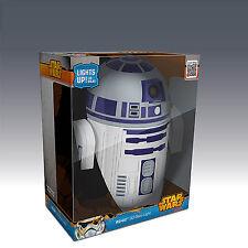 Star Wars 3D FX Deco LED Luce di notte R2-D2 R2D2 Parete Lampada Decorazione
